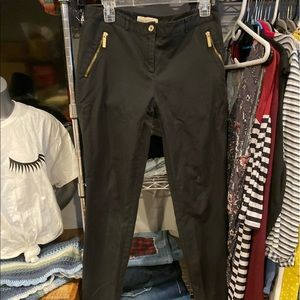 Michael Kors black work pants sz 8